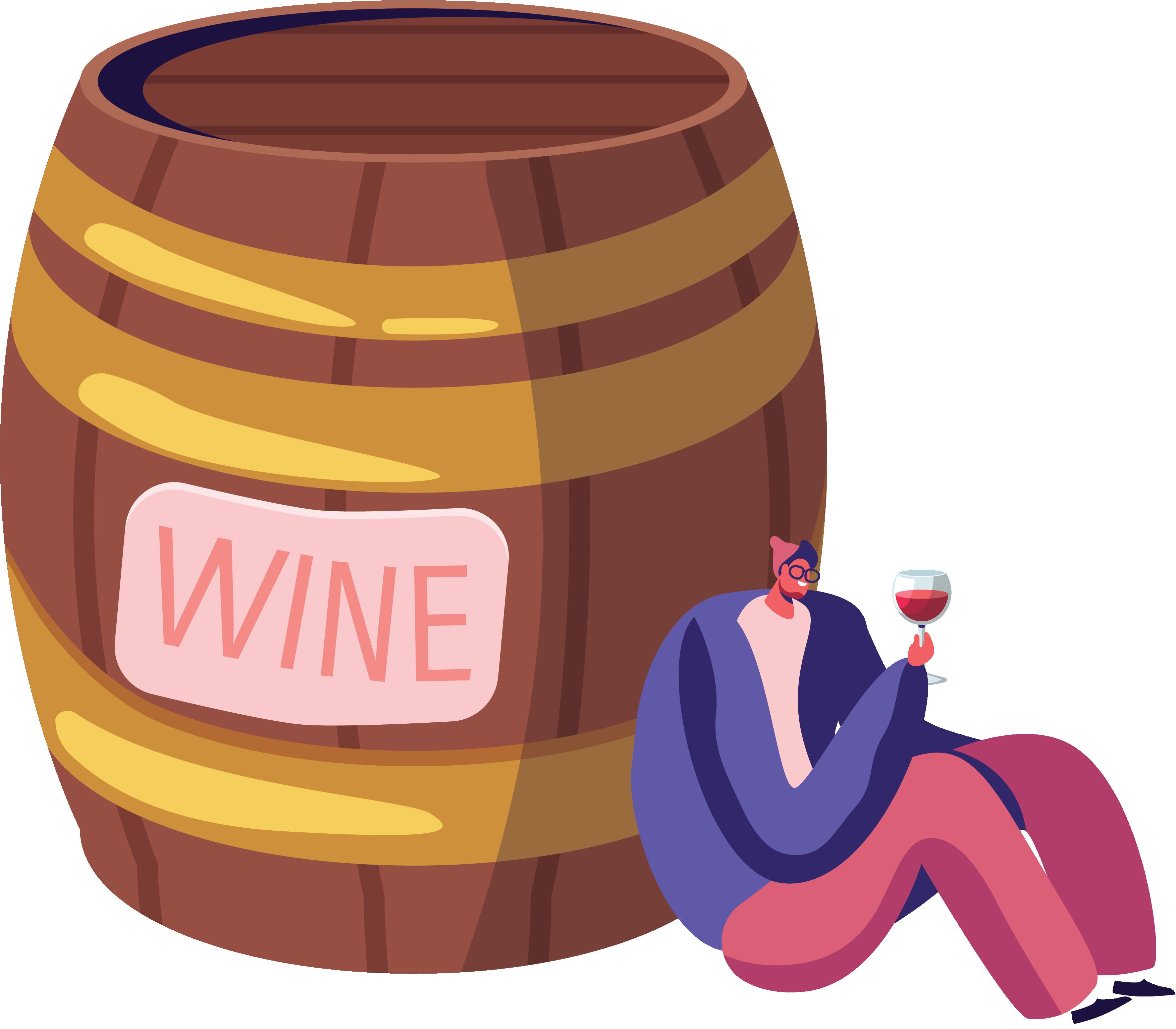wine tonneau