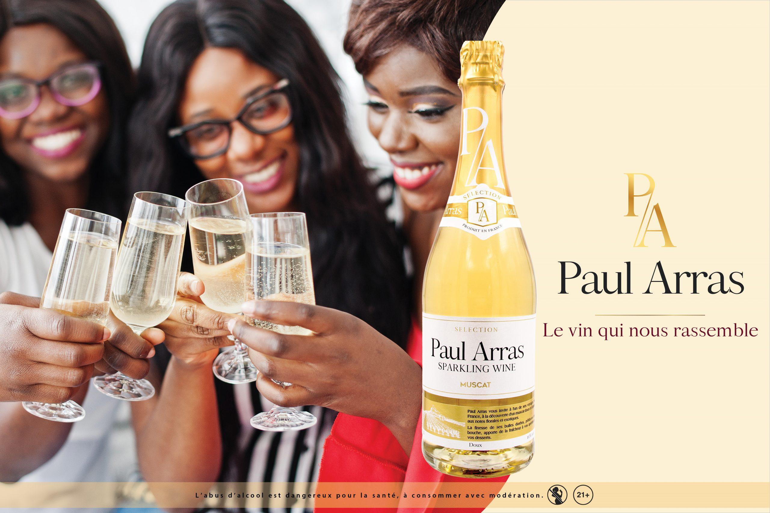 Paul Arras Sparkling Wine